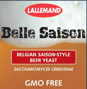 Belle Saison Belgian Saison-Style Yeast