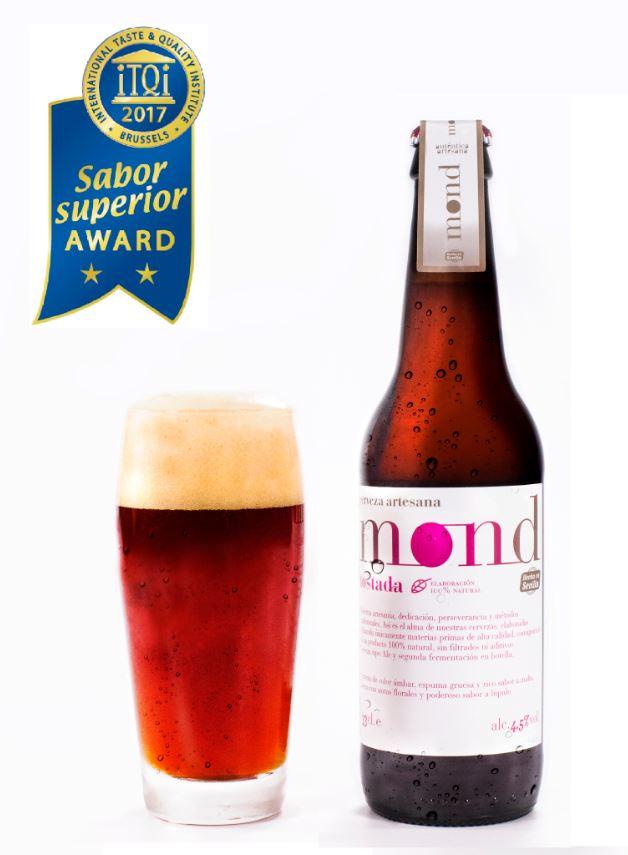 Mond Tostada - Cerveza Premiada