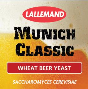 Munich Classic Wheat Beer Yeast