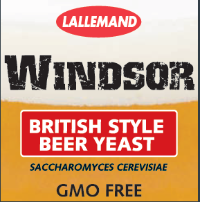 Windsor British-Style Beer Yeast